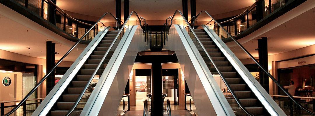 """las 2 """"R"""" de los Centros Comerciales de Madrid"""